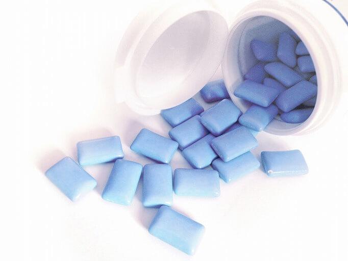 むし歯予防に効果的なキシリトール